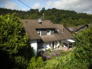 Haus von oben I1356